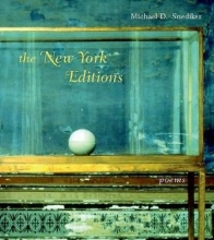 Snediker, Michael D. The New York Editions