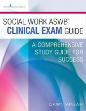 Apgar, Dawn Social Work Aswb Clinical Exam Guide and Practice Test Set