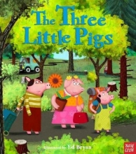 Bryan, Ed Fairy Tales: The Three Little Pigs