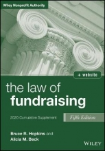 Alicia M. Beck Bruce R. Hopkins, The Law of Fundraising