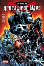 Bunn, Cullen,   Hopeless, Dennis,   Lemire, Jeff X-Men