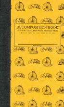 Decomposition Book Vintage Bicycles Pocket-size Decomposition Book