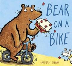 Shaw, Hannah Bear on a Bike