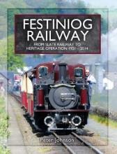 Peter Johnson Festiniog Railway