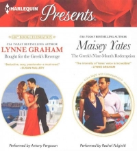 Graham, Lynne,   Yates, Maisey Bought for the Greek`s Revenge & the Greek`s Nine-month Redemption