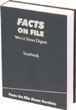 Facts on File World News Digest Yearbook 2007