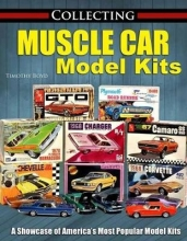 Tim Boyd Collecting Muscle Car Model Kits