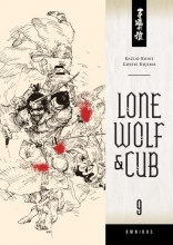 Koike, Kazuo Lone Wolf & Cub Omnibus 9