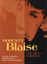 O`Donnell, Peter Modesty Blaise