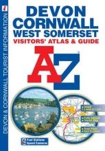 Devon, Cornwall and West Somerset Visitors` Atlas
