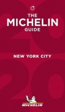 , Michelin Red Guide 2020 New York City