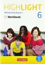 Berwick, Gwen Highlight 6. Jahrgangsstufe - Mittelschule Bayern - Workbook mit Audios online
