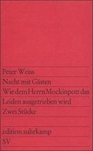 Weiss, Peter Nacht mit Gästen