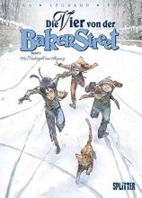 Djian, Jean-Blaise Die Vier von der Baker Street 03. Die Nachtigall von Stepney