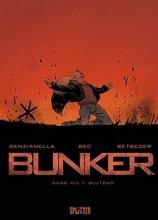 Cuzor, Steve Bunker 04. Blutbad