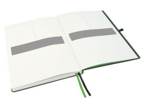 , Notitieboek Leitz Complete hardcover A5 gelinieerd zwart