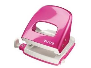 , Perforator Leitz WOW NeXXt 2-gaats roze