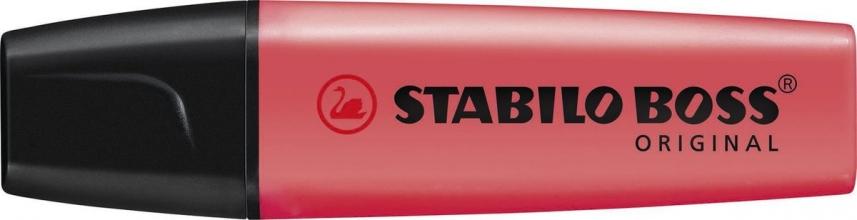 , Markeerstift STABILO Boss Original 70/40 rood