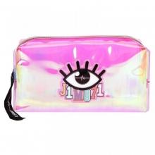 10321 a1 J1mo71  beauty bag holo roze