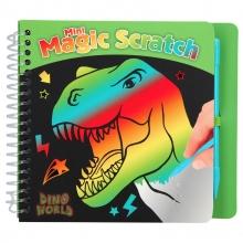 , Dino world mini magic scratch