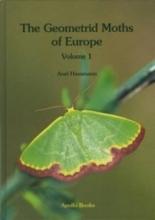 Hausmann, Axel The Geometrid Moths Of Europe