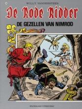 Willy  Vandersteen Gezellen van nimrod