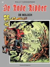 Willy  Vandersteen De rode ridder 73 De moloch