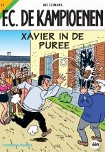 Hec  Leemans F.C. De Kampioenen Xavier in de puree