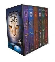 Erin Hunter , Warrior cats serie II cadeaubox 6 paperback boeken