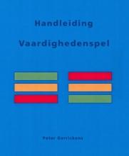 P. Gerrickens , Handleiding Vaardighedenspel