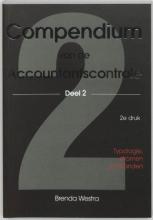 B.A.J. Westra , Compendium van de accountantscontrole 2