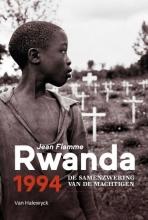 Jean  Flamme Rwanda 1994