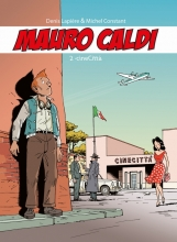 Denis  Lapière Mauro Caldi 2 Cinecitt