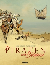 Bonnet,,Franck/ Bourgne,,Marc Piraten van Barataria Hc07