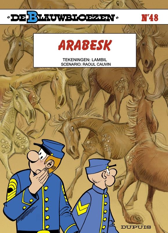 Lambil,Arabesk