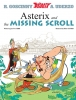 Asterix and the Missing Scroll, Asterix