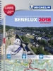 ,<b>Atlas Michelin Benelux 2018</b>