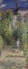 , Claude Monet 2018. Kunst Vertikal Kalender