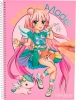 <b>006581 a</b>,Topmodel mangamodel kleurboek