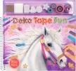 , Miss melody kleurboek met masking tapes