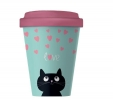 <b>Bcp210</b>,Bamboocup coffee kitty love