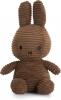 Btt.24.182.202 , Nijntje corduroy - brown - knuffel -  24 cm