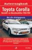 <b>Olving</b>,Vraagbaak Toyota Corolla benzine/diesel 1992-1994