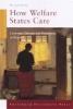 Monique Kremer, How Welfare States Care