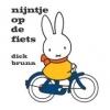 <b>dick bruna</b>,nijntje op de fiets