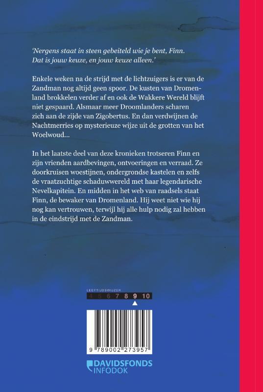 Geert Klaasen,De zilveren zandstorm