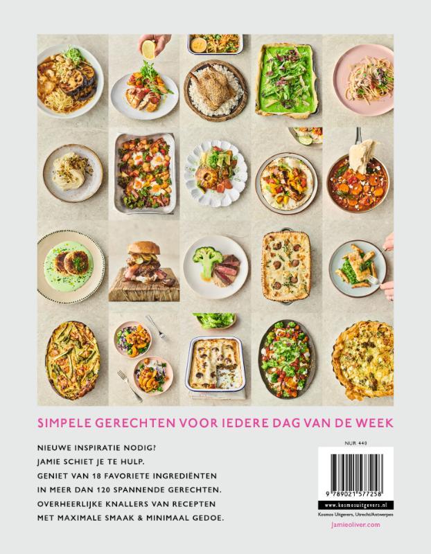 Jamie Oliver,Jamie Oliver - 7 x anders
