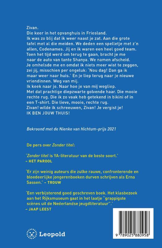 Erna Sassen,Zonder titel