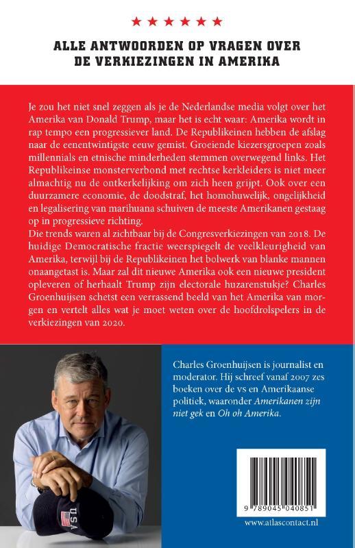Charles Groenhuijsen,Alles gaat voorbij. Zelfs Donald Trump
