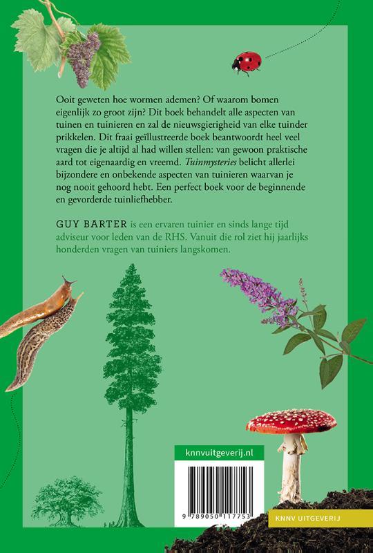 Guy Barter,Tuinmysteries